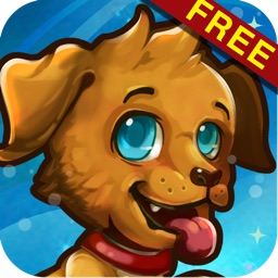 A Pet Puppy Dress Up And Salon Game For Girls And Kids - Fun Beauty Fashion Spa And Hair Makeover With Cute Stickers FREE