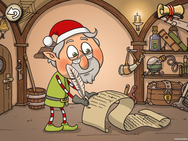 Christmas Story for Kids: The Elf Adventure screenshot-3