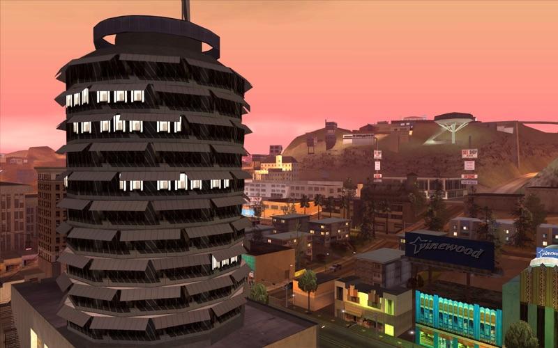 Grand Theft Auto: San Andreas скриншот программы 1