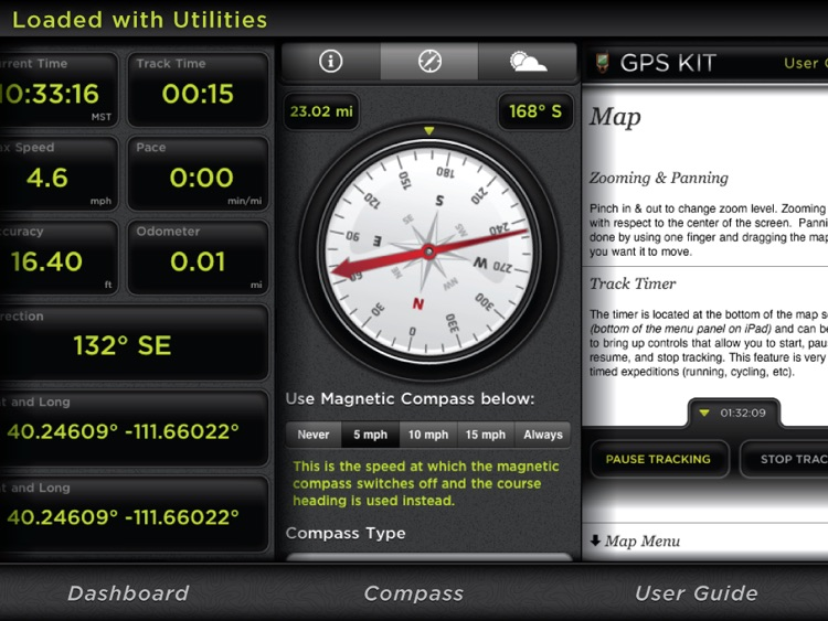 GPS Kit HD screenshot-3