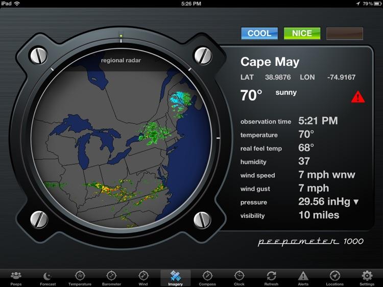 Peepometer FREE screenshot-3
