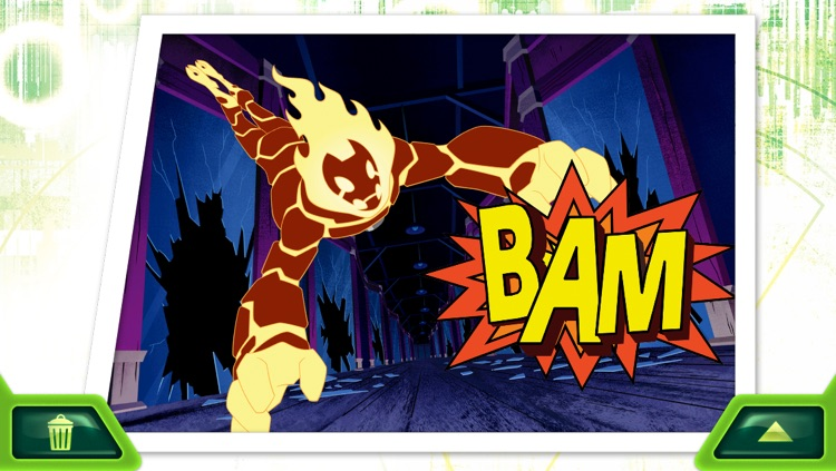 Ben 10: Creador de Comics screenshot-2