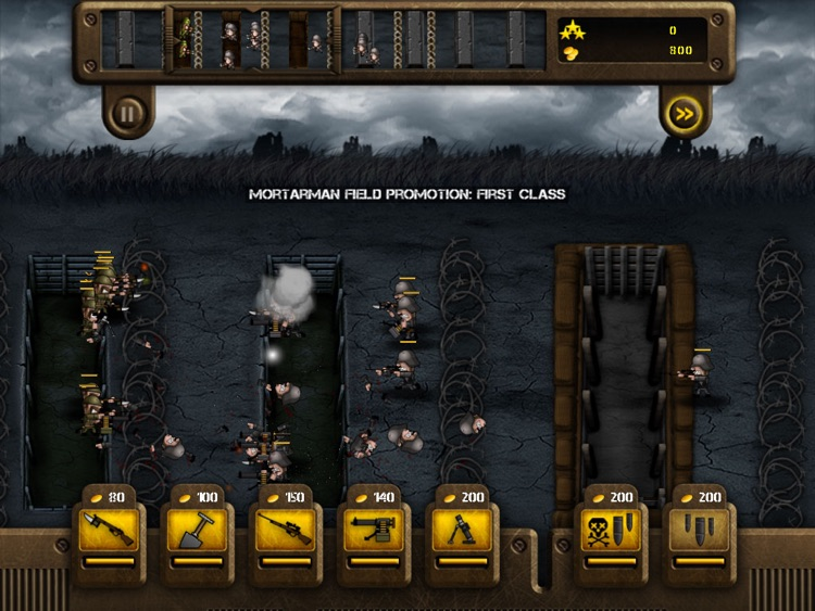 Trenches: Generals screenshot-1