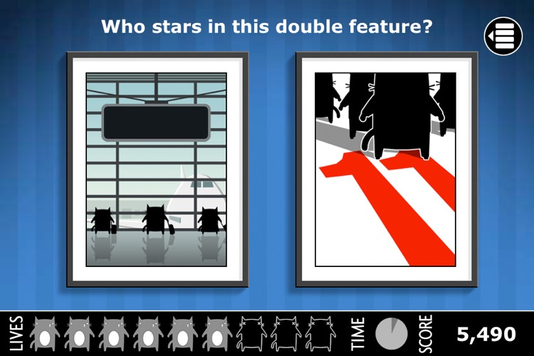 MovieCat! - Movie Trivia Game screenshot-3