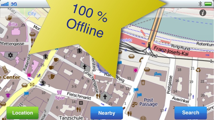 Vienna No.1 Offline Map
