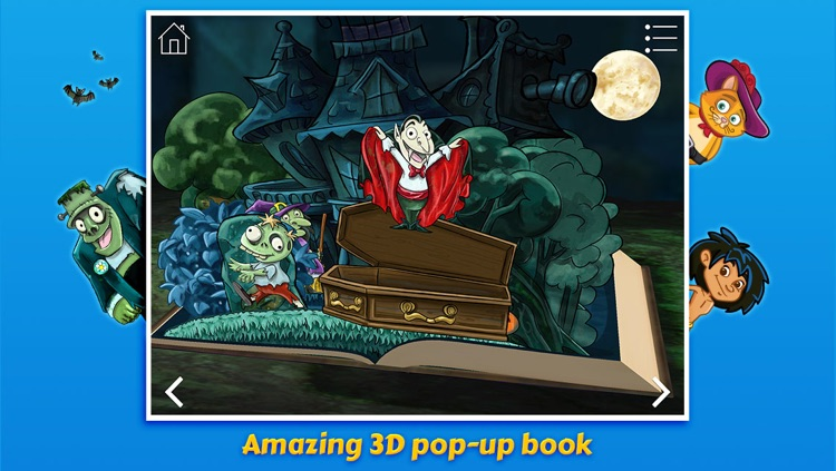 The Awesome Collection - Interactive Books, Jigsaws and Stickers screenshot-3