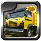 Heavy Truck parking icon