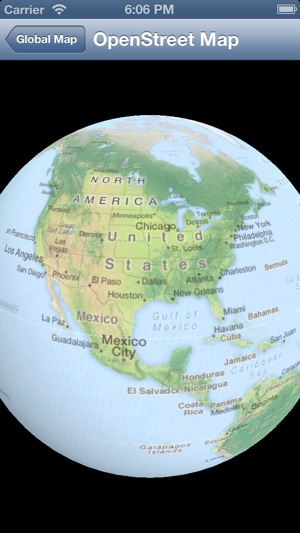 Global map 3d world map on the app store gumiabroncs Gallery