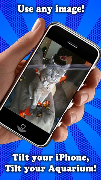 Fish Fingers! 3D Interactive Aquarium FREE