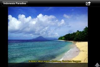 Indonesia Paradise iPhone