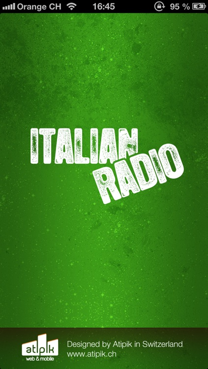 Italian Radio Stations screenshot-0