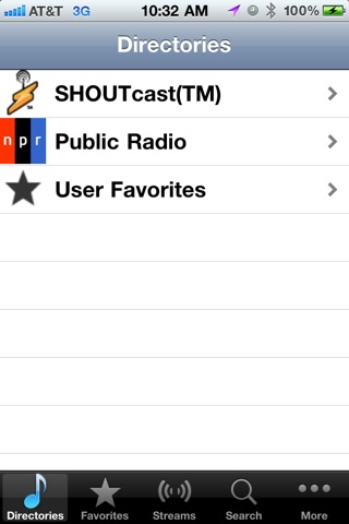 Public Radio screenshot1