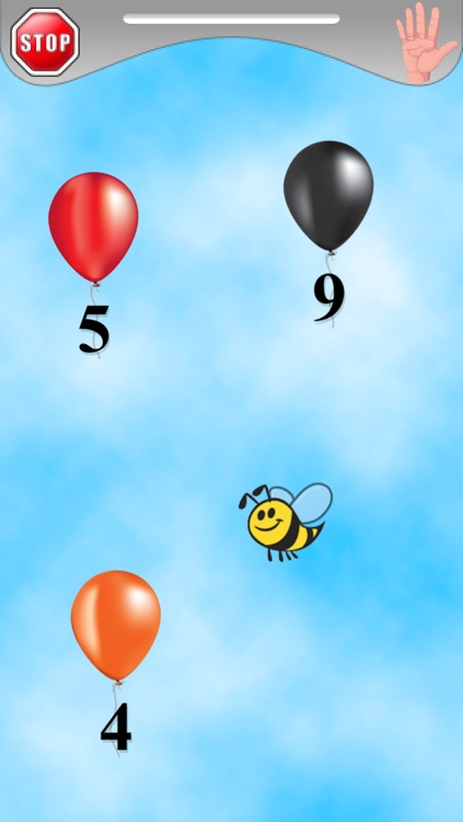 A Bee Sees - Learning Letters, Numbers, and Colors