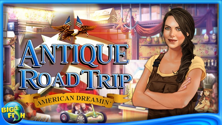 Antique Road Trip - American Dreamin' - Find hidden objects, solve puzzles, & seek games screenshot-4