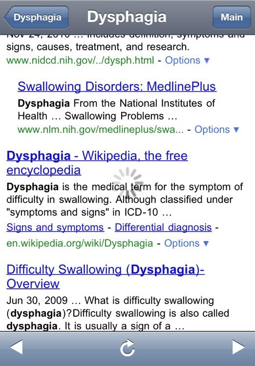 Symptomatology - Students' Pocket book of Symptoms & Signs screenshot-3