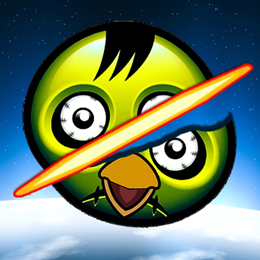 Swipe Zombie Birds icon