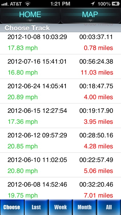 Ski Tracker: GPS Tracking for Skiers screenshot-3