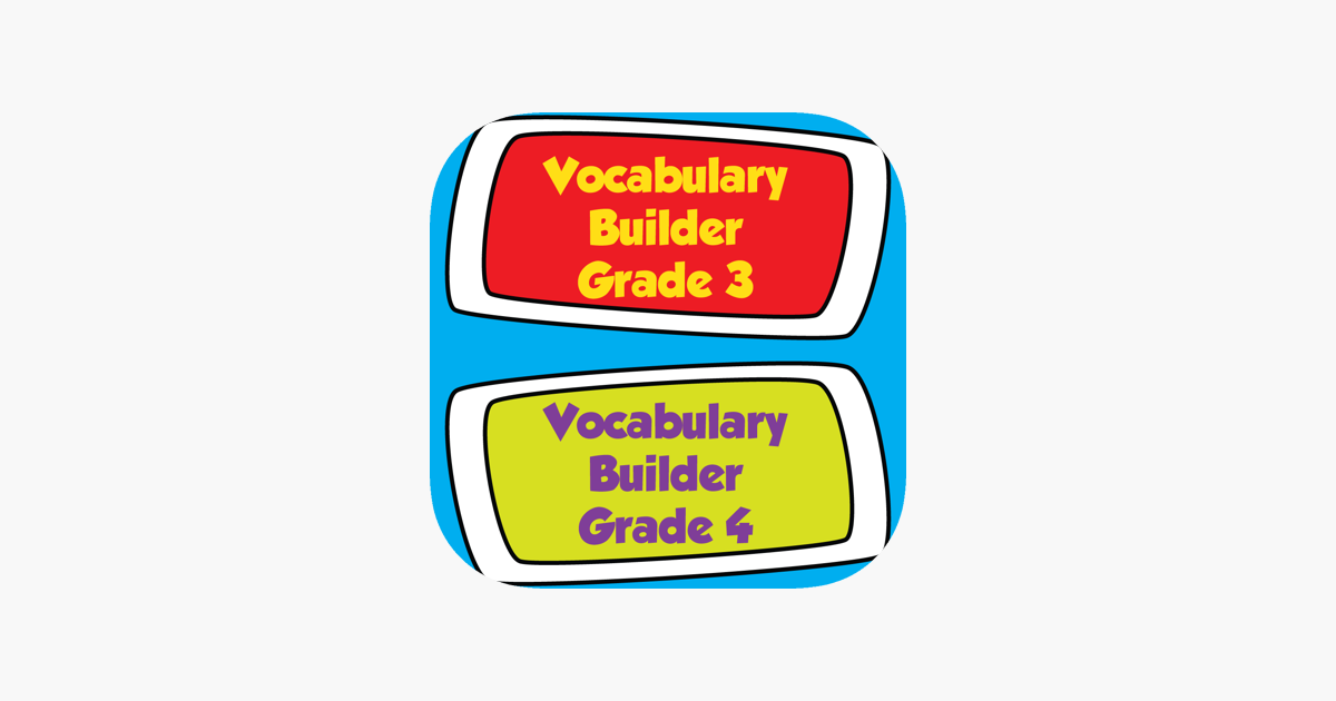 vocabulary builder grades 3 4 をapp storeで