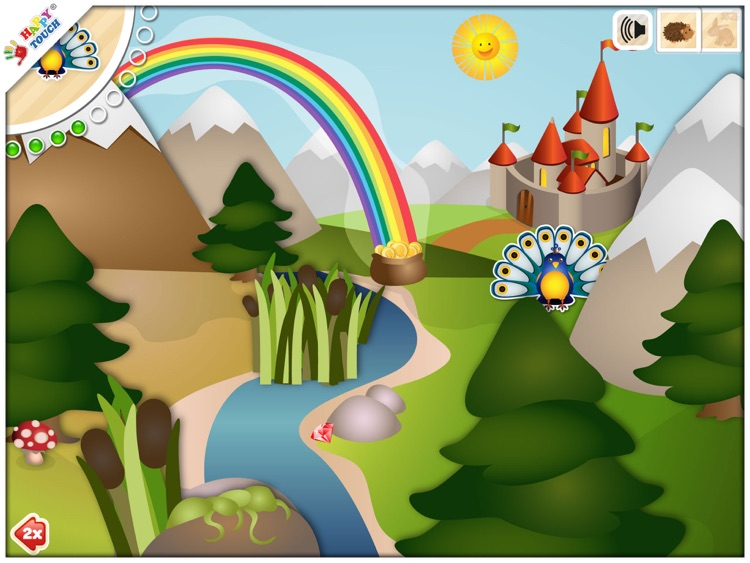 Animal Seek & Find (by Happy Touch) screenshot-3