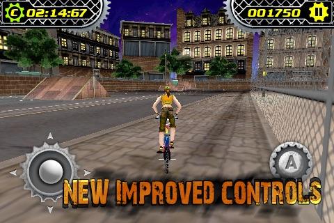BMX Cunning Stunts 3D screenshot-3
