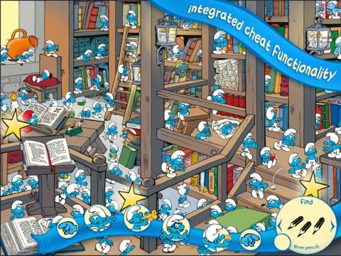 Скачать The Smurfs Hide & Seek with Baby
