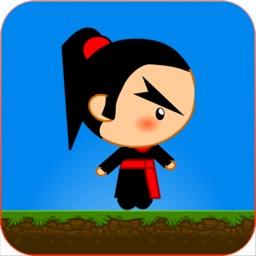 Ninja Jump Buddy - Addictive Jump-ing Kid Game