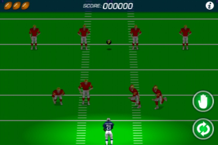 Speedback™ Football Free