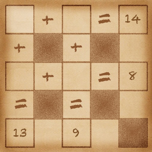 Sudoku Cross - A Sudoku/Crossword Puzzle Hybrid