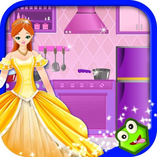 Princess Royal Kitchen - Home Design & Decor for Kids