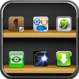 Icon Shelves  &  Home Screens  Pro