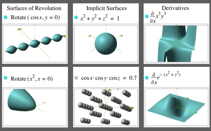 Graphing Calculator Screenshot
