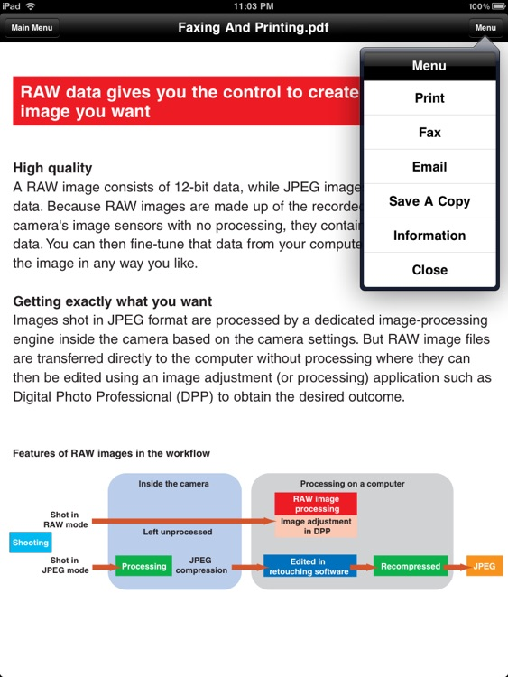 MobileToolz™ Pro - Print, Fax, Scan, use ext. Keyboard, Mobile Presentations, +More for iPad screenshot-0