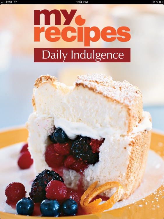 Desserts: MyRecipes Daily Indulgence screenshot-4