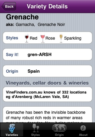 Grapes 101 screenshot-1