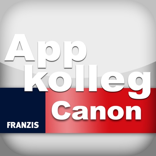 FRANZIS Appkolleg für Canon