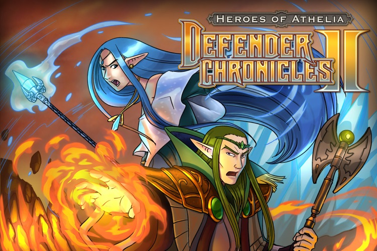 Defender Chronicles II: Heroes of Athelia screenshot-4