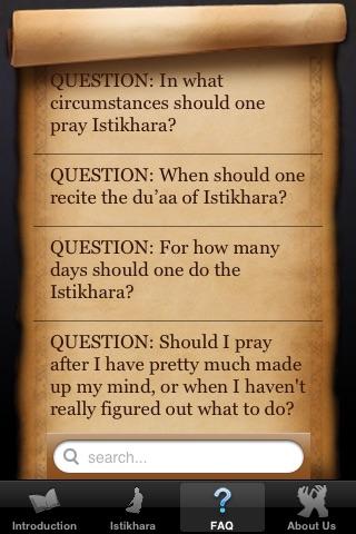 Istikhara du'aa - Guidance prayer in Islam screenshot-3