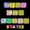 Kids Can Learn States