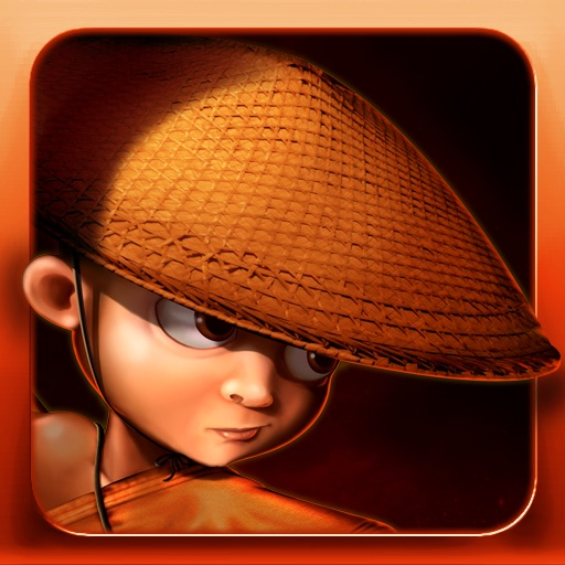 Shaolin Jump iPad - Full for Free! icon