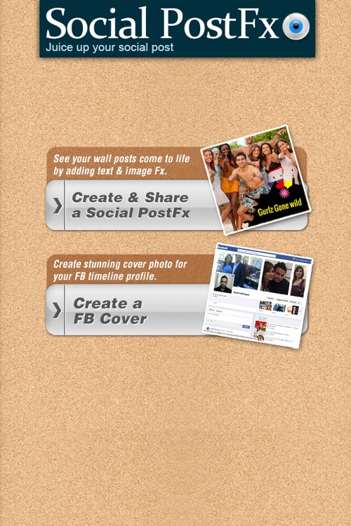 Social PostFx screenshot-1