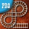 Rail Maze Pro brings a lot of new features to our hugely successful game Rail Maze