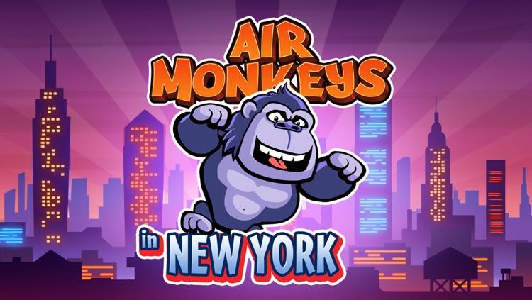 Air Monkeys in New York