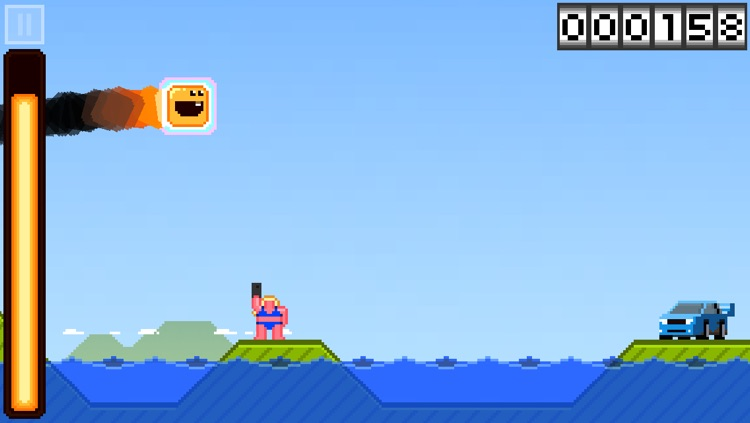 Baby Lava Bounce screenshot-3