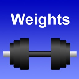 Easy Weights Log