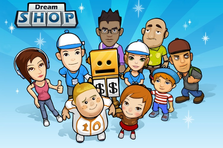 Dream Shop screenshot-4