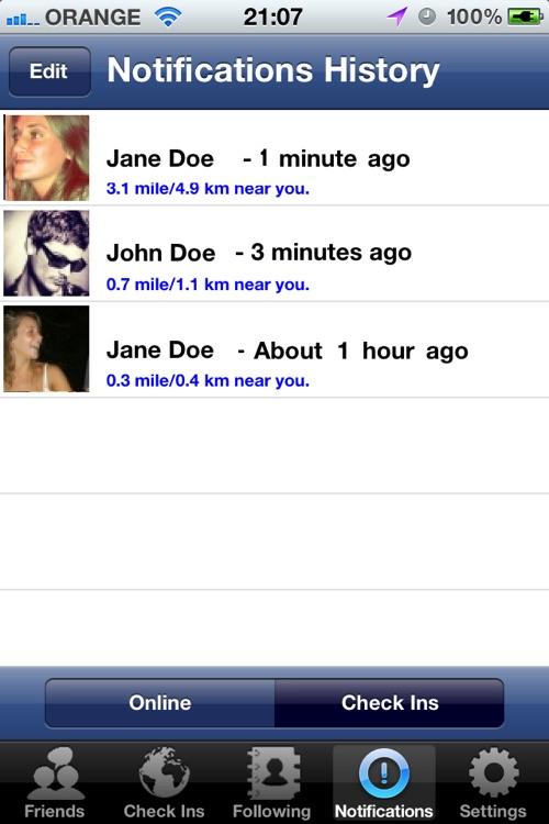 Who's Online screenshot-4