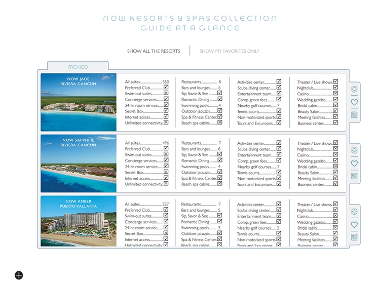 Now Resorts & Spas Collection screenshot-4