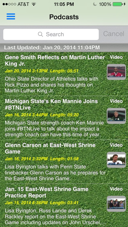 avLive - College Football Radio screenshot-3
