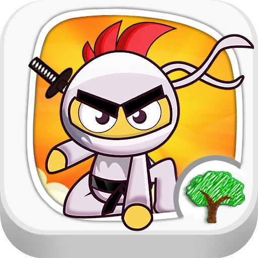 Ninja Chicken - Tiny Chicken learns Prime Numbers iOS App