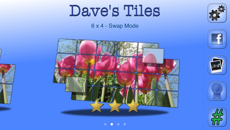 Dave's Tiles Puzzle screenshot-0
